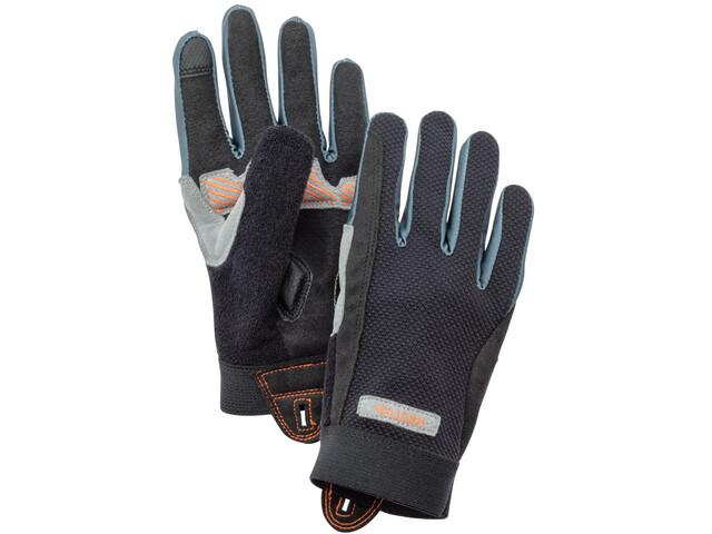 Hestra Jr Bike Guard Gloves Long Svart